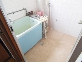 追炊きができるバランス釜のお風呂です!