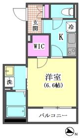 仮)下丸子3丁目シャーメゾン 202号室