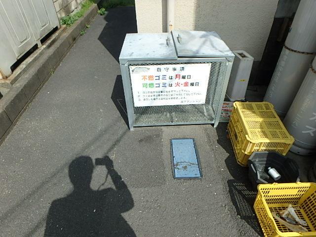 坂下マンション共用設備