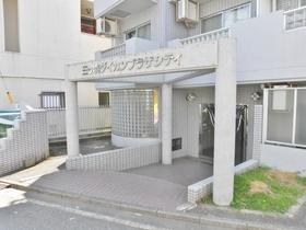 横浜三ツ境ダイカンプラザCityエントランス