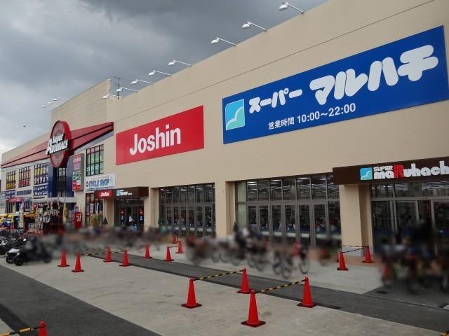 ジョーシン高井田店