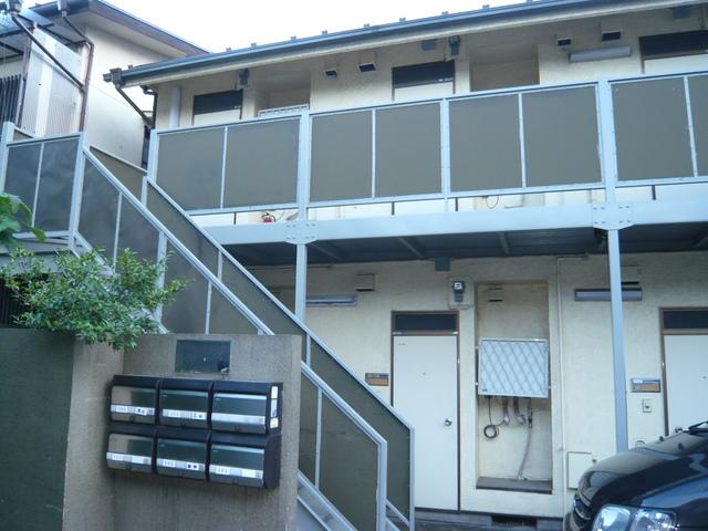 北沢ハウスの外観画像