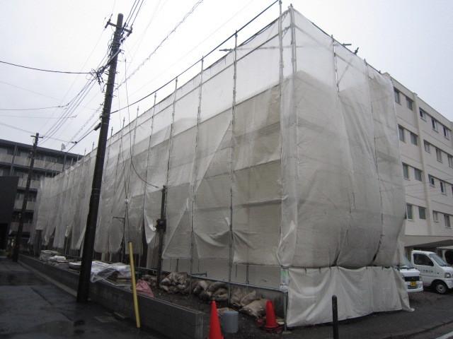 日吉駅 徒歩15分外観