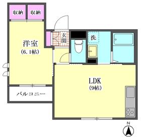 仮)品川区二葉4丁目マンション計画 202号室