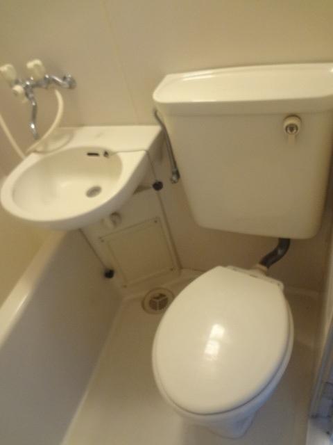 エステート西横浜トイレ