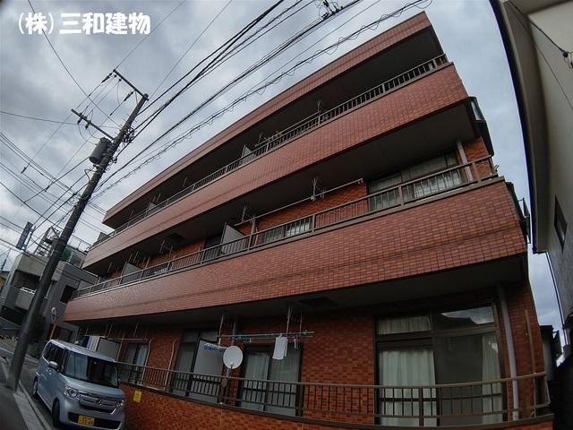 下赤塚駅 徒歩15分外観