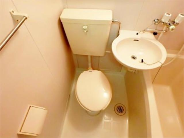 カサブランコ聖蹟トイレ