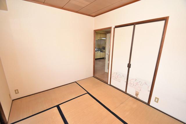 七福興産ビル 朝には心地よい光が差し込む、このお部屋でお休みください。