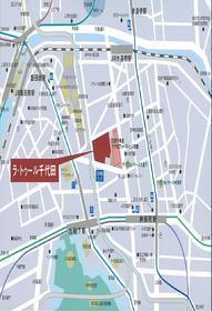 ラ・トゥール千代田案内図