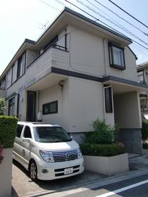 細川邸南棟の外観画像