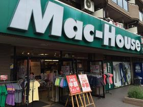 マックハウス上石神井店