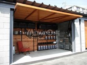 ガラージストゥーディオイクタ(Garage Studio IKUTA)駐車場