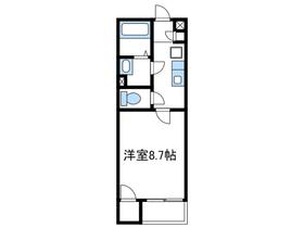 レオネクストレーブウィン2階Fの間取り画像