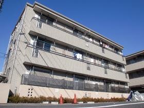 エクレールA棟の外観画像