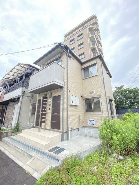 大阪市西成区天下茶屋1丁目の賃貸アパート