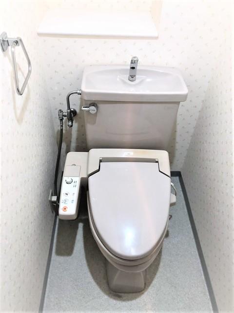 ヴェルデ町田トイレ