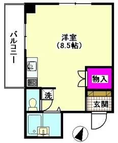 グランヒルズ小野澤 303号室
