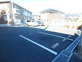 ファミネスV駐車場