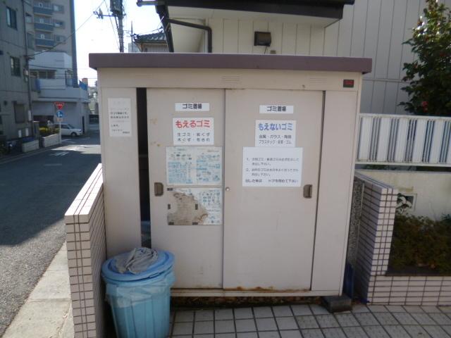 スカイコート武蔵浦和共用設備
