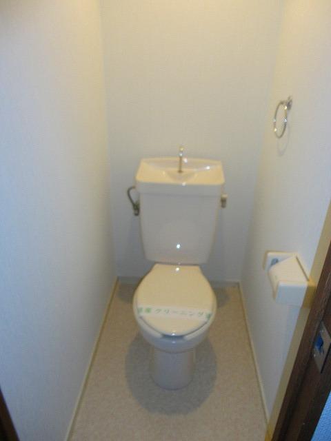 パレスコスゲトイレ