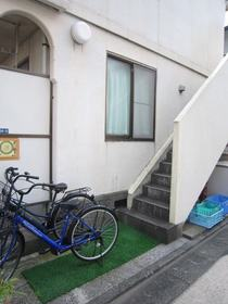 新川崎駅 徒歩3分エントランス
