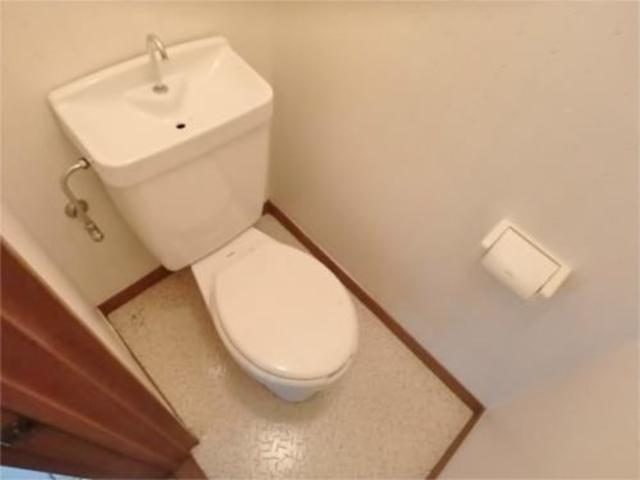 サンハウス伊東IIトイレ