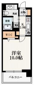 Win Bell仙川4階Fの間取り画像