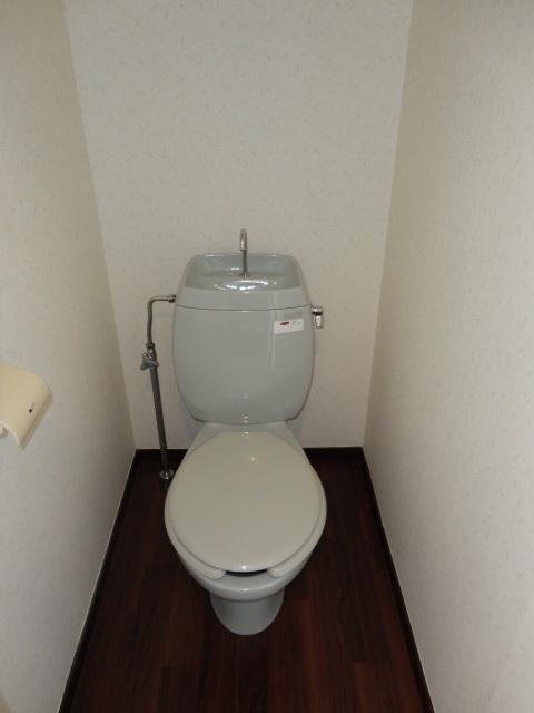 グリーンドエル三春台トイレ