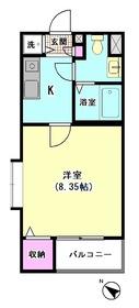 シンワコート羽田 301号室