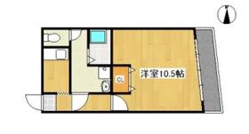 エンゼル332階Fの間取り画像