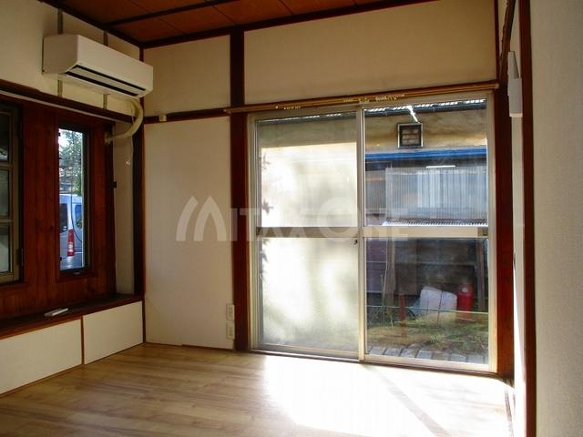 芦川平屋戸建て貸家居室