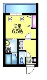 メゾン ボヌール3階Fの間取り画像