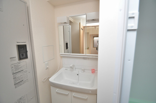 WESTRITZ巽 豪華な洗面台はもちろんシャンプードレッサー完備です。