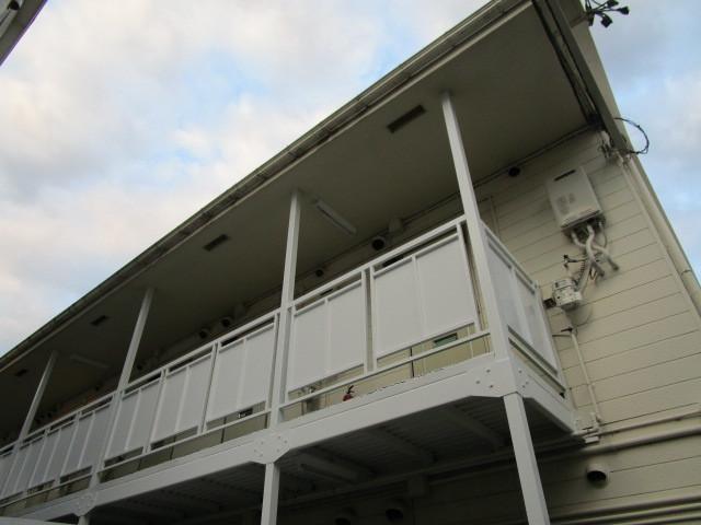 サングロリアスコーポの外観画像