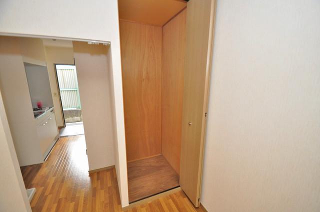 サンビレッジ・デグチⅡ もちろん収納スペースも確保。お部屋がスッキリ片付きますね。