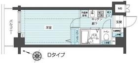 保土ヶ谷駅 徒歩27分6階Fの間取り画像