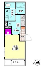 仮)大田区西糀谷1丁目シャーメゾン 101号室