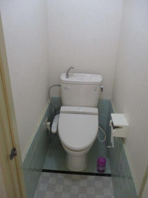 ヴィラ春日トイレ