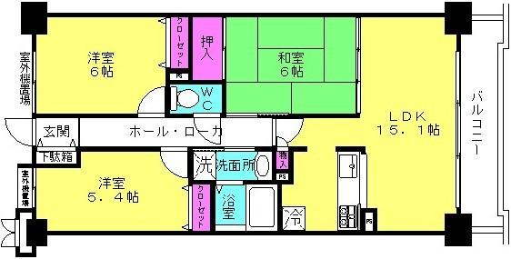 ロイヤルシャトー東加古川