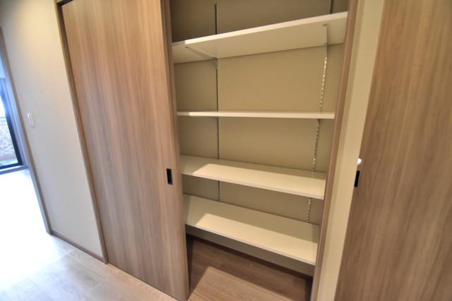 PHOENIX Clove Tomoi もちろん収納スペースも確保。おかげでお部屋の中がスッキリ。