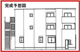 仮)特注アパート千住中居町の外観画像