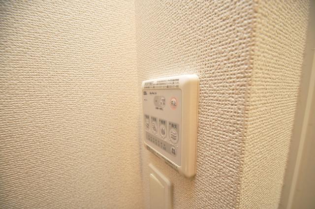ディオーネ・ジエータ・長堂 浴室乾燥機付きで梅雨の時期も怖くありません。