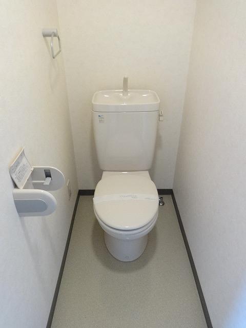 リベール・エム二俣川トイレ