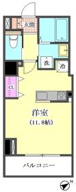 ライズ大森 1002号室