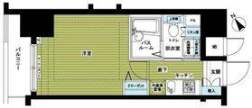 トーシンフェニックス新横濱イクシール10階Fの間取り画像