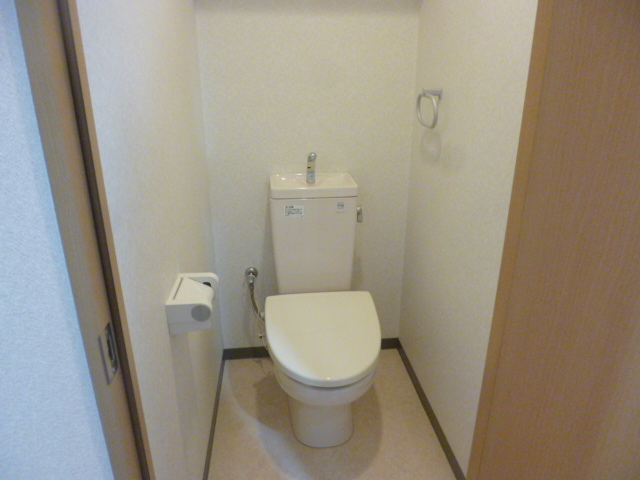 ミナミマンション2トイレ