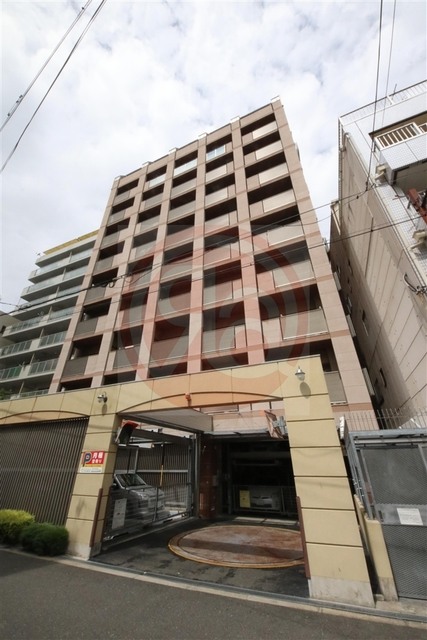 CITY SPIRE桜川Ⅰの外観