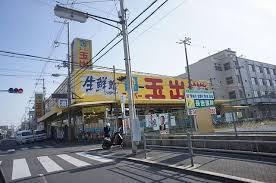 エンパイヤシティ スーパー玉出平野店