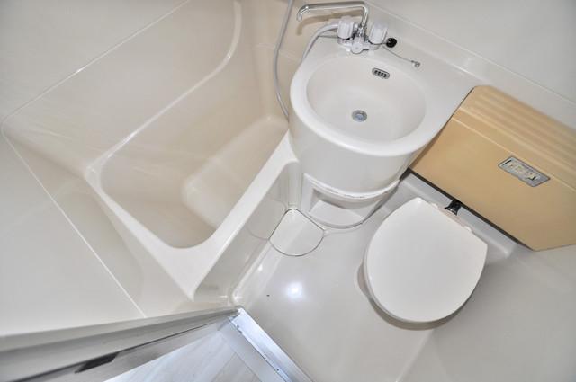 ロータリープロピオ シャワー1本で水回りが簡単に掃除できますね。