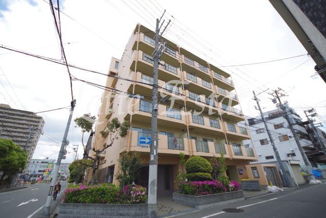 大阪市鶴見区今津中3丁目の賃貸マンションの外観